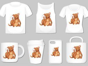 kutyás pólók vásárlása